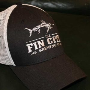 Fin City Two Tone Hoodie Ocean City Md Crab House Hooper S Crab House