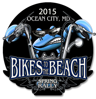 Bikes To The Beach Ocean City 2015 Spring Bikes to the Beach