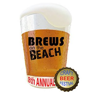 8th Annual Brews on the Beach