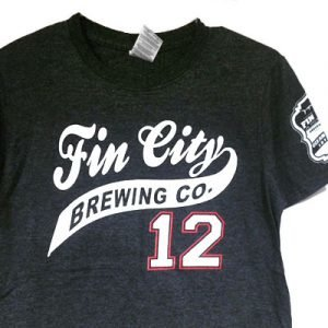 Fin City Baseball T-Shirt