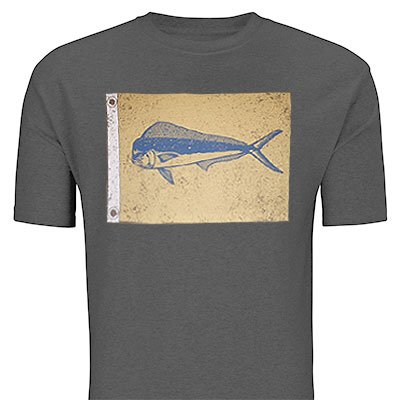 Fin City Mahi / Dolphin T-Shirt