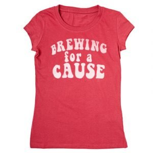 Fin City Brewing for a Cause Breast Cancer T-Shirt