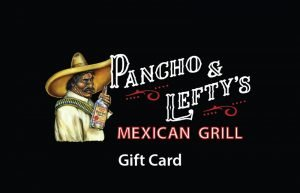 Pancho & Lefty's Gift Card